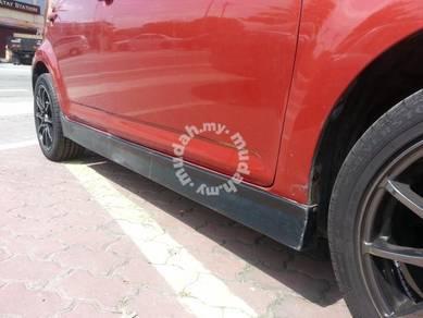 Side Skirt Perodua Myvi SE 1 and 2 PU