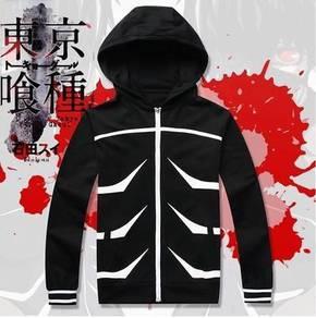 Tokyo ghoul kineki long sleeve sweater hoodie