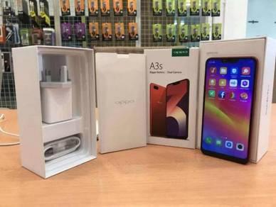 Oppo A3s Fullset with box untuk dijual