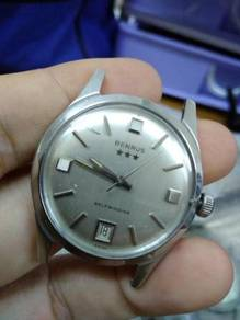Vintage Benrus automatic Gent Watch