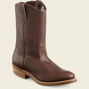 Work Boots Red Wing Men 11Inch NailSeat 1155