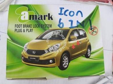 Myvi buzzer buzzer brake lock 2015