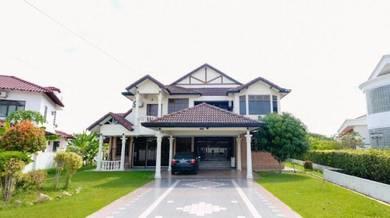 Super Huge Land 2 Storey Bungalow Taman Rasah Jaya Seremban