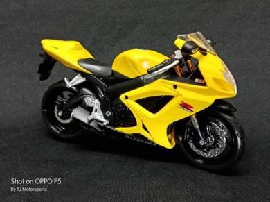 Suzuki GSX R600 Diecast