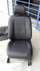 Proton exora ertiga alza semi leather seat cover