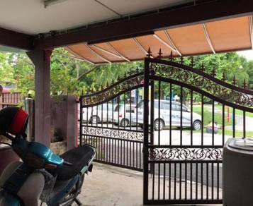 {CORNER LOT} Ampang Taman Kencana, Great Location, Below Market