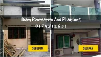 Homes repair repair nilai spring