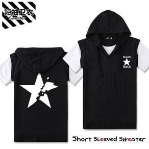 Anime sweater -black rock shooter