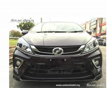 Perodua Myvi 2018 Gear UP Bodykit With Paint