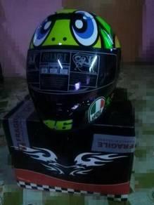 Helmet untuk di letgo