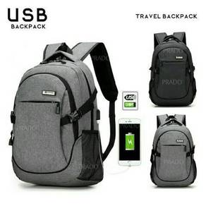 Backpack Laptop Busisness Travel USB Charging
