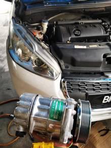 Peugeot 208 206 307 Aircond Compressor Sanden New