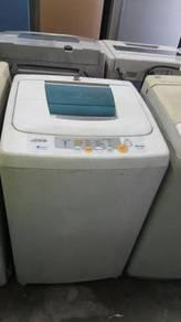 Auto Washing Machine Top 6.5kg Mesin Basuh Toshiba