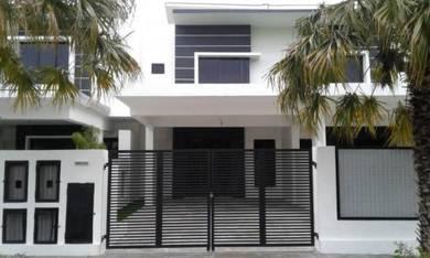 Rumah Teres 2 tingkat, Kampung Air, Cukai, kemaman