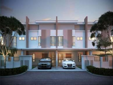 Double Storey Gated Guarded 22'x69' Jalan Kebun, Telok Panglima Garang