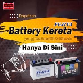Fujiya wet ns40zl car battery