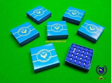 Phoenix Blue Snooker Cue Tip
