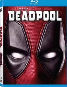 Blu-ray English Movie Deadpool