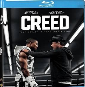 Blu-ray English Movie Creed (Blu-ray)