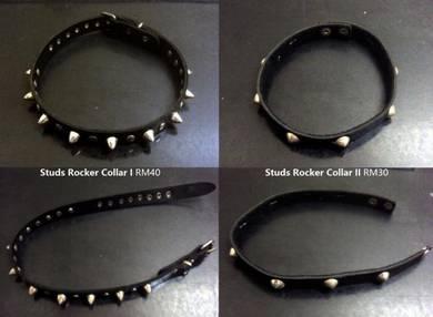 Studs Rocker Collar