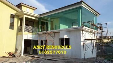 Projek mengubahsuai rumah