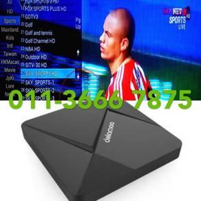 FULHD mySTRO LIVE tv box U4k Android Plus tvbox