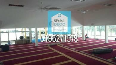 Karpet kegunaan pejabat dan carpet hall