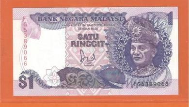$1 FG5389066 JaFFAR HUSSEIN - 1986-1995