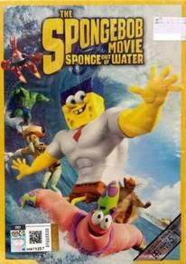 DVD The Spongebob Movie Sponge Out Of Water Anime