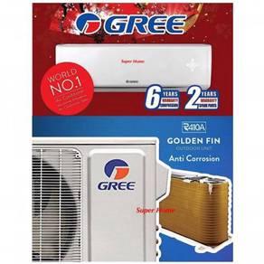 Gree 2.0hp Lomo N series untuk rumah