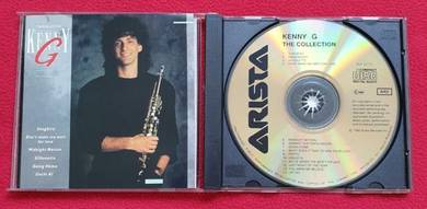 Kenny G THE COLLECTION Gold Rare CD