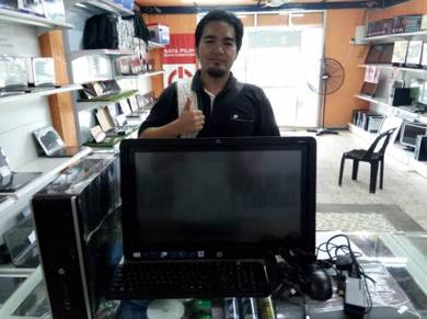 Bapok skrin 23 inch tgok movie pon sedakk hp pc