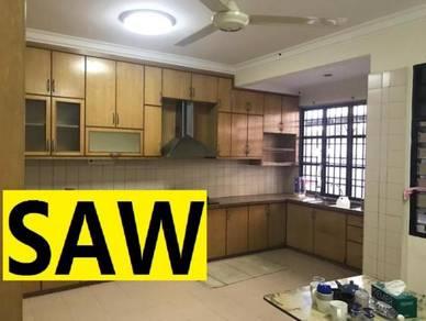 3 Storey Terrace Bukit Jambul Renovated FREEHOLD ( CHEAPEST)