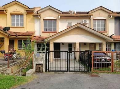 MURAH Double Storey Bandar Bukit Mahkota Bangi