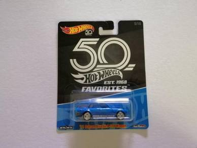 Hotwheels Datsun Bluebird 510 Wagon