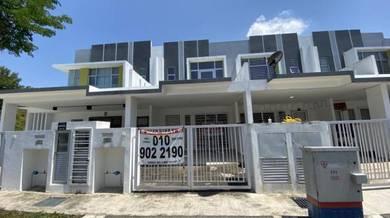 2sty Terrace House Rawang Acacia park Bandar Tasik Puteri [New House]