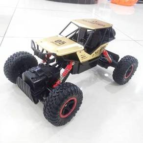 RC CRAWLER alloy 4wd gold OFFER