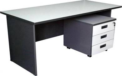 Office Furniture Standard Table w/ Drawer - GO3