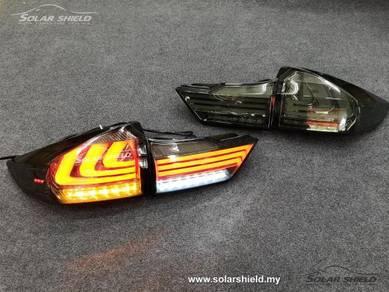 Honda City LED Light Bar Tail Lamp Running Signal