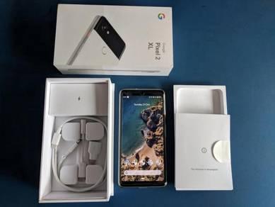 Google Pixel 2 XL 128GB Black-White