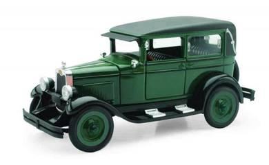 Classic series - 1928 Chevy Imperial Lanau 4 Door