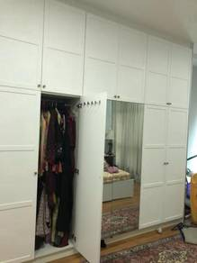Wardrobe dan kitchen 50