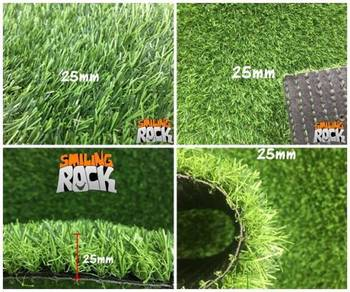 Artificial Grass / Rumput Tiruan Carpet 25mm 70