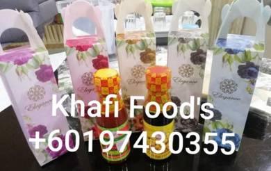 Doorgift / goodies / berkat kicap & sos cili 150ml