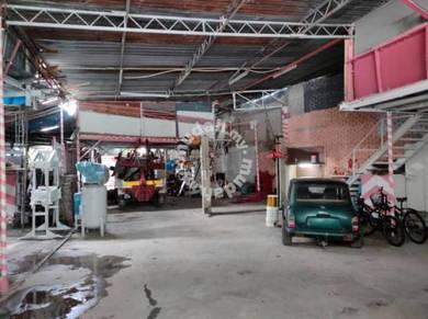 Kelawai Warehouse, Car Workshop, Land 7000sf, GOOD DEAL, Pulau Tikus