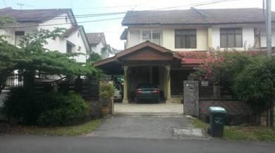 Taman Ria Jaya Double Storey Semi-D For Sales