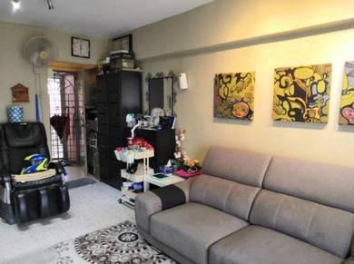 {WALKING TO LRT} Apartment Miharja Taman Miharja, Great For Investment