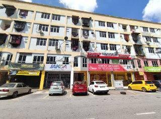 Shop Apartment Hentian Kajang