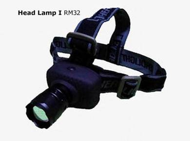 Head Lamp for Camping
