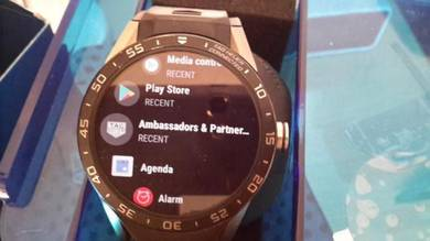 Tag Heuer Men's SAR8A80 Connected Smartwatch